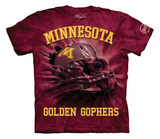 Youth: University Of Minnesota- Breakthrough Helmet Shirts