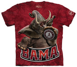 University Of Alabama- Big Al Stomp T-shirts