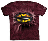 University Of Minnesota- Breakthrough Puck Shirts