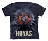 Youth: Georgetown University- Breakthrough Hoyas Basketball T-shirts