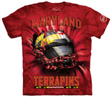 University Of Maryland- Breakthrough Helmet T-Shirt