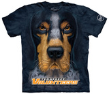 University Of Tennesee Knoxville- Big Face Smokey T-shirts