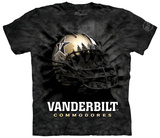 Vanderbilt University- Breakthrough Helmet T-shirts