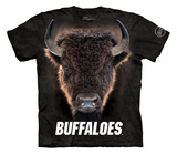 Youth: University Of Colorado- Big Face Buffalo Shirts
