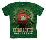 Youth: University Of Nc At Charlotte- Breakthrough 49Ers Basketball T-Shirt