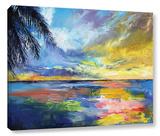 Islamoradana Sunset Gallery Wrapped Canvas Gallery Wrapped Canvas