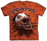 Oregon State University- Breakthrough Helmet T-shirts