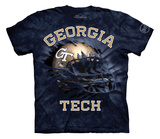 Youth: Georgia Inst. Of Tech- Breakthrough Helmet T-Shirt
