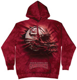 Hoodie: University Of South Carolina- Breakthrough Gamecocks Helmet Pullover Hoodie
