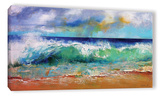 Ocean Waves  Gallery Wrapped Canvas Gallery Wrapped Canvas