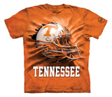 Youth: University Of Tennesee Knoxville- Breakthrough Volunteers Helmet Shirts