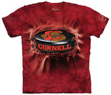 Cornell University- Breakthrough Puck T-Shirt