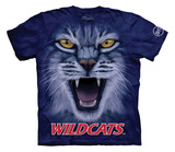 Youth: University Of Arizona- Big Face Wilbur Shirt