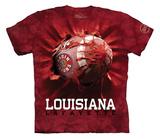 Youth: University Of Louisiana At Lafayette- Breakthrough Football T-Shirt