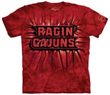 University Of Louisiana At Lafayette- Cajuns Inner Spirit T-shirts