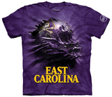 East Carolina University- Breakthrough Pirates Helmet T-shirts