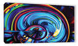 Energy Series 3 Gallery Wrapped Canvas Stretched Canvas Print