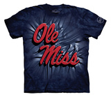 Youth: University Of Mississippi- Ole Miss Inner Spirit T-shirts