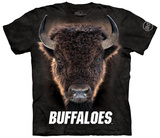 University Of Colorado- Big Face Buffalo T-Shirt