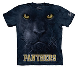Youth: University Of Pittsburgh- Big Face Roc T-shirts