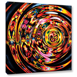 The Big Spin Gallery Wrapped Canvas Stretched Canvas Print