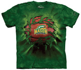 George Mason University- Breakthrough Basketball Shirts
