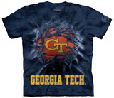 Georgia Inst. Of Tech- Breakthrough Basketball T-shirts