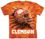 Clemson University- Breakthrough Helmet T-shirts