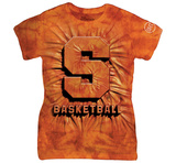 Womans: Syracuse University- Basketball Inner Spirit T-shirts