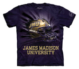 Youth: James Madison University- Breakthrough Helmet T-shirts