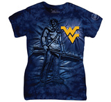 Womans: West Virginia University- Mountaineer Inner Spirit T-Shirt