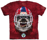 Fresno State University- Football Warrior Timeout Shirts