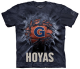 Georgetown University- Breakthrough Hoyas Basketball T-Shirt