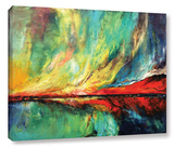 Aurora Gallery Wrapped Canvas Gallery Wrapped Canvas