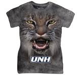 Womans: University Of New Hampshire- Big Face Logo T-shirts
