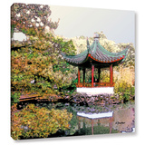 Urban Calm Gallery Wrapped Canvas Gallery Wrapped Canvas