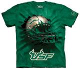 University Of South Florida- Breakthrough Helmet T-shirts
