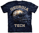 Georgia Inst. Of Tech- Breakthrough Helmet T-shirts