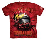 Youth: University Of Maryland- Breakthrough Helmet Shirts
