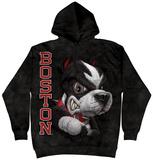 Hoodie: Boston University- Big Rhett Pullover Hoodie