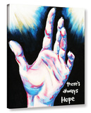 There's Always Hope Gallery Wrapped Canvas Gallery Wrapped Canvas