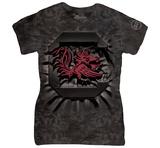 Womans: University Of South Carolina- Inner Spirit Shirt