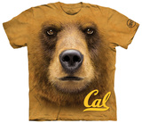University Of Calif, Berkeley- Big Face Oski T-shirts