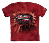 Youth: Boston University- Puck Breakthrough T-Shirt