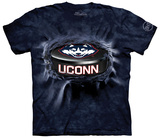 University Of Connecticut- Breakthrough Puck T-Shirt
