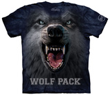 University Of Nevada, Reno- Big Face Wolf Pack Shirts