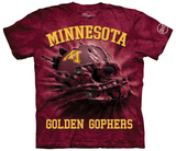 University Of Minnesota- Breakthrough Helmet T-shirts