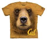 Youth: University Of Calif, Berkeley- Big Face Oski T-shirts