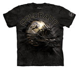 Youth: University Of Colorado- Breakthrough Helmet T-shirts