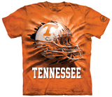 University Of Tennesee Knoxville- Breakthrough Volunteers Helmet Shirts